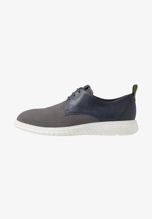 ST.1 HYBRID LITE - Volnočasové šněrovací boty - titanium/denim blue