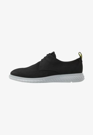 ST.1 HYBRID LITE - Casual lace-ups - black