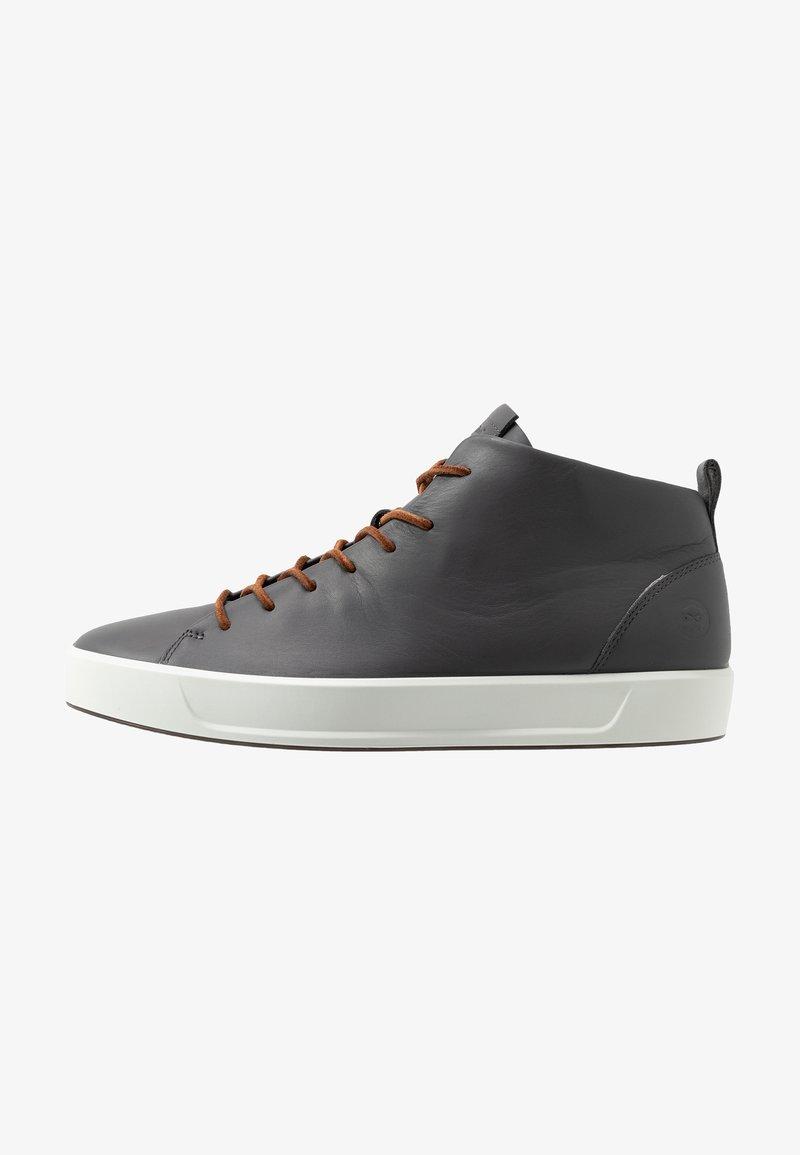 ecco - SOFT - Sneaker high - magnet