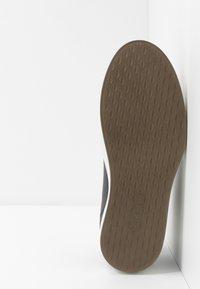 ecco - SOFT - Höga sneakers - magnet - 4