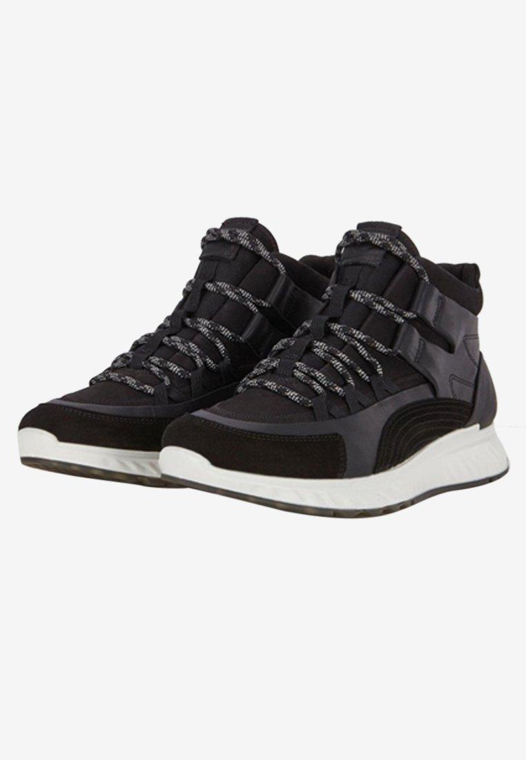 ECCO ECCO ST.1 M - Sneaker high - black