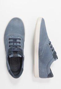 ECCO - COLLIN - Sneakersy niskie - ombre/denim blue - 1