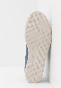 ECCO - COLLIN - Sneakersy niskie - ombre/denim blue - 4
