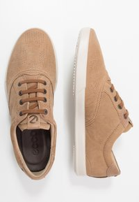ECCO - COLLIN - Trainers - camel/dune - 1