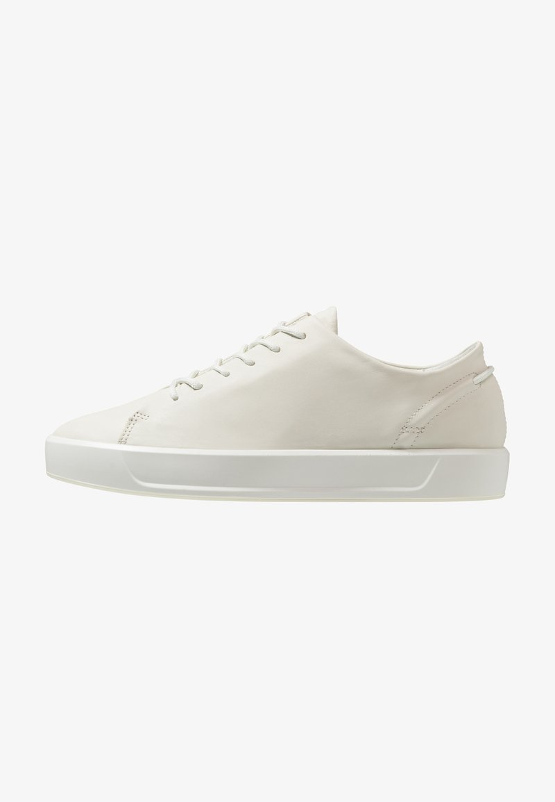 ecco - SOFT 8 MEN'S - Trainers - shadow white
