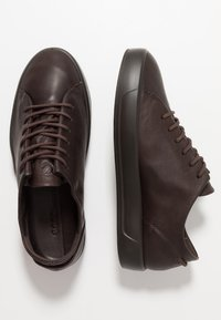 ecco - SOFT 8 - Sneakers - coffee - 1