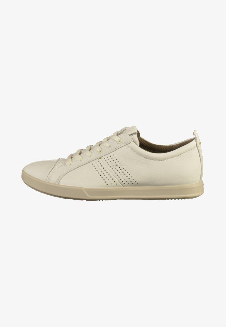 ECCO - Sneakersy niskie - off white