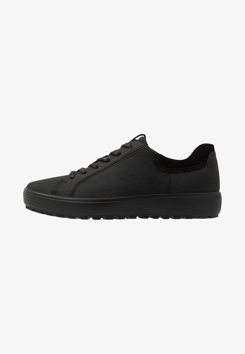 ecco - SOFT - Sneakers - black