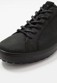 ecco - SOFT - Sneakers - black - 5