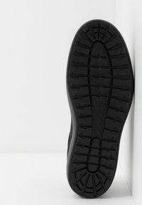 ecco - SOFT - Sneakers - black - 4