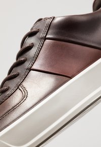 ecco - SOFT 8 - Sneakers - coffee/brandy - 5