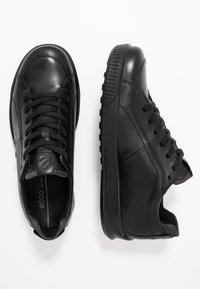 ecco - BYWAY - Sneakers - black - 1