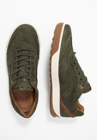 ecco - BYWAY TRED - Sneakers - deep forest - 1