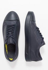 ecco - FLEXURE T-CAP - Sneakers - night sky - 1