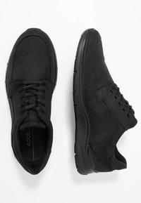 ecco - IRVING - Sneakers - black - 1