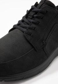 ecco - IRVING - Sneakers - black - 5