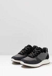 ecco - ST.1 - Sneakers - magnet/dark shadow - 2
