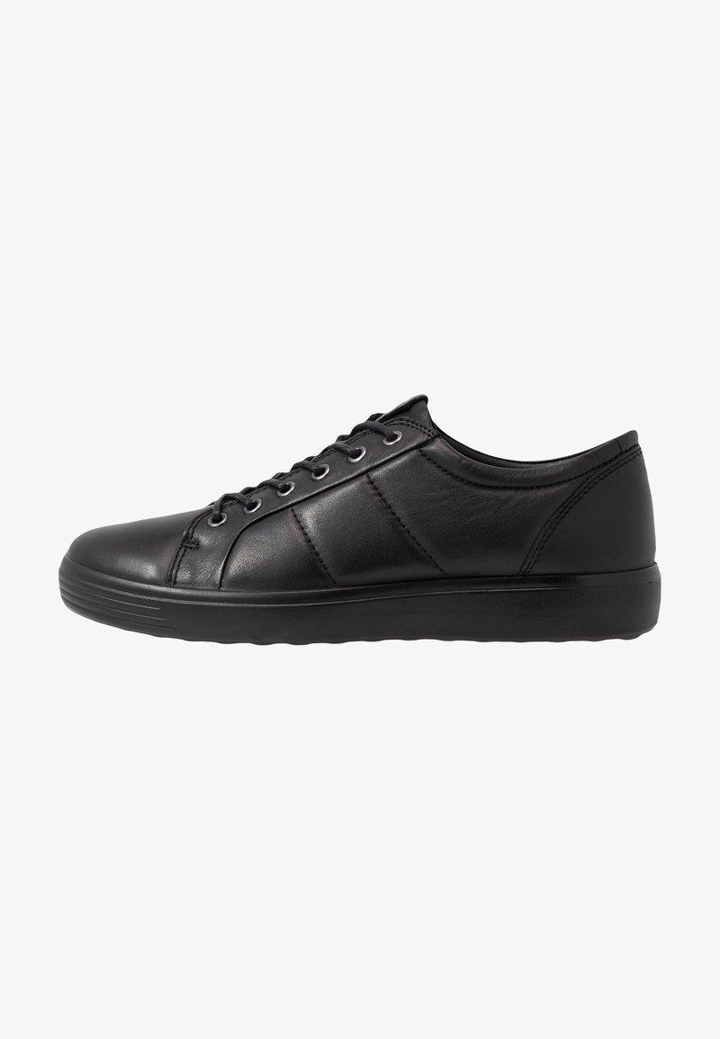 ECCO - SOFT  - Sneakersy niskie - black