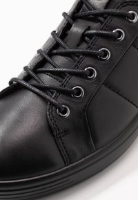 ECCO - SOFT  - Sneakersy niskie - black - 5