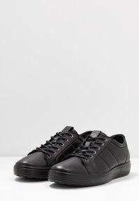 ECCO - SOFT  - Sneakersy niskie - black - 2