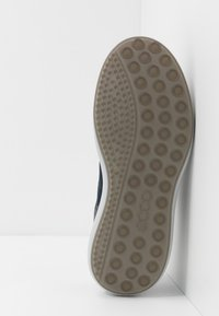 ECCO - SOFT RUNNER - Sneakers laag - night sky/navy/shadow white - 4