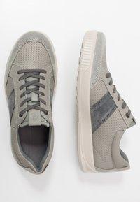 ECCO - BYWAY - Sneakersy niskie - wild dove/titanium - 1