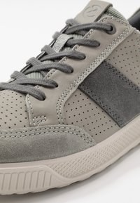 ECCO - BYWAY - Sneakersy niskie - wild dove/titanium - 5