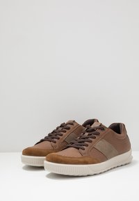 ECCO - BYWAY - Sneakersy niskie - camel/cocoa brown/navajo brown - 2