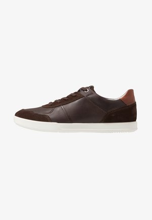 COLLIN 2.0 - Trainers - coffee/cognac