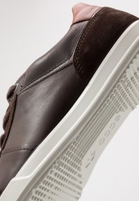ECCO - COLLIN 2.0 - Trainers - coffee/cognac - 5