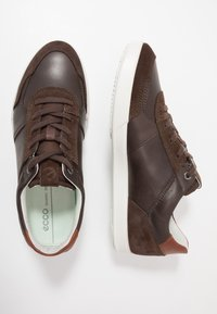 ECCO - COLLIN 2.0 - Trainers - coffee/cognac - 1