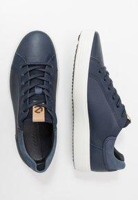 ecco - SOFT 7 - Sneakers - marine/navy - 1