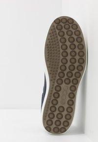ecco - SOFT 7 - Sneakers - marine/navy - 4