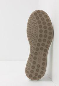 ECCO - SOFT 7 RUNNER - Sneakersy niskie - white/lion - 4