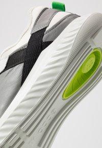 ecco - ST.1 LITE - Sneakersy niskie - wild/white - 2