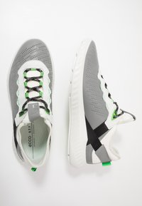ecco - ST.1 LITE - Sneakersy niskie - wild/white - 5