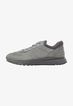 EXOSTRIDE - Hiking shoes - titanium