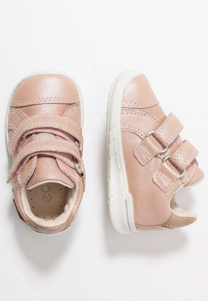 ecco - FIRST - Baby shoes - rose dust