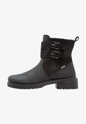 ELAINE KIDS - Cowboy/biker ankle boot - black