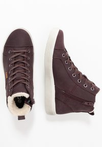 ECCO - S7 TEEN - High-top trainers - fig - 0