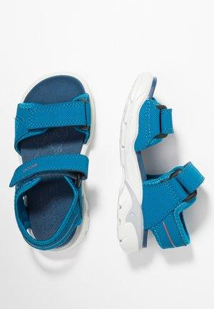 BIOM RAFT - Sandály - olympian blue