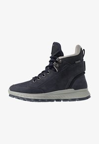 ECCO - EXOSTRIKE KIDS - Lace-up ankle boots - night sky - 0