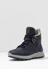 ECCO - EXOSTRIKE KIDS - Lace-up ankle boots - night sky - 2