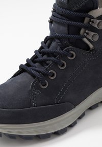 ECCO - EXOSTRIKE KIDS - Lace-up ankle boots - night sky - 5