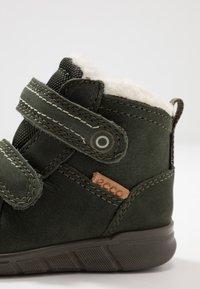 ecco - FIRST - Dětské boty - deep forest - 2