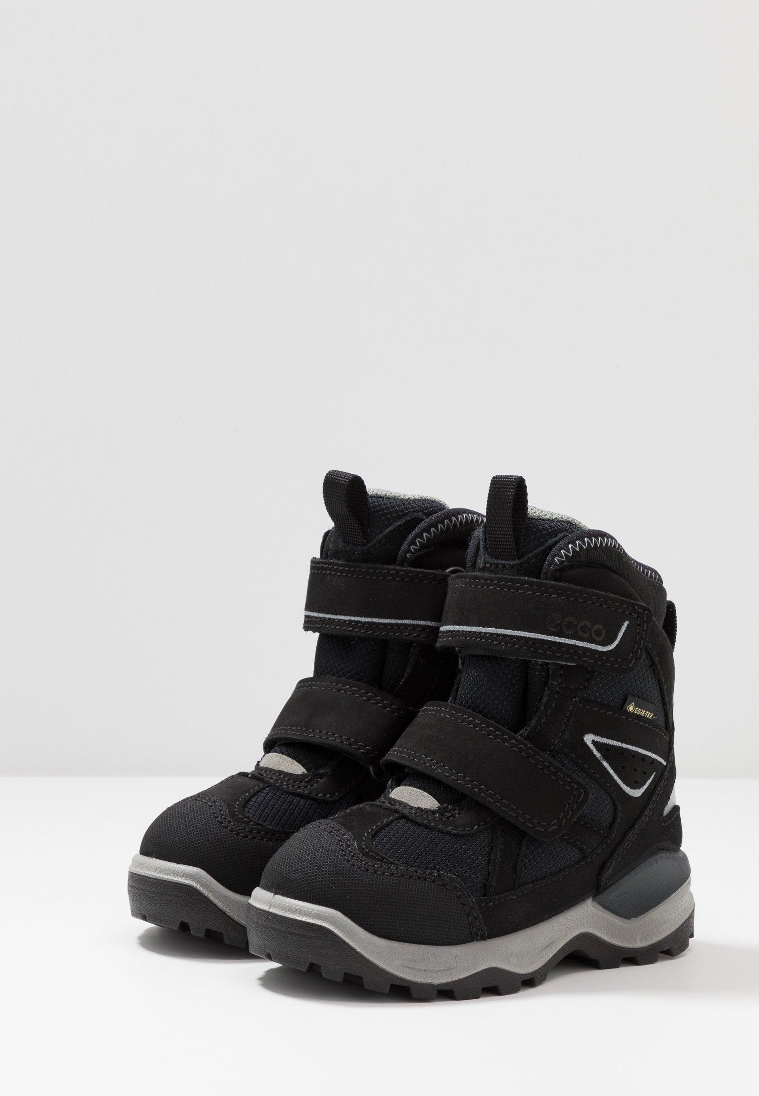 Ecco Snow Mountain Kinderen Jongens Outdoor Black Schoenen