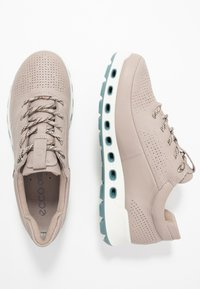 ECCO - COOL 2.0 - Walking trainers - grey rose - 1