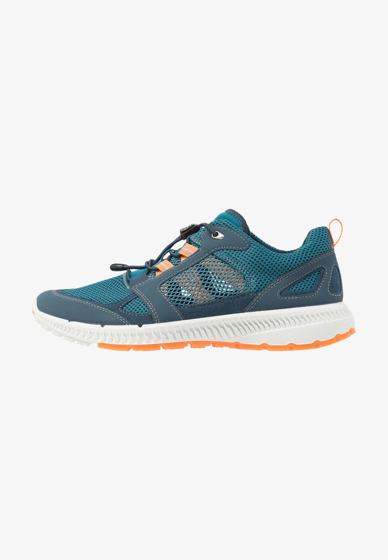 ecco - TERRACRUISE II - Hiking shoes - dark petrol/pagoda blue