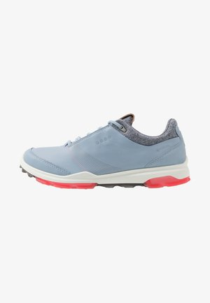 BIOM HYBRID 3 - Golf shoes - dusty blue