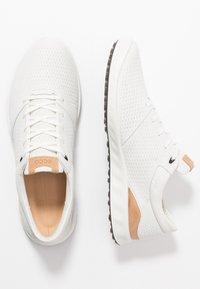 ECCO - S-LITE - Golfschoenen - white - 1